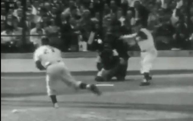#Video La primer Serie Mundial que cerró con un home run - Serie Mundial