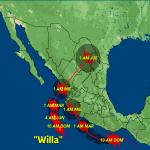 Severas tormentas por paso de Willa - Foto de Conagua.
