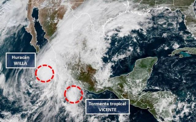 Willa se degrada a categoría 4, continúa siendo extremadamente peligroso - huracán willa categoría 4