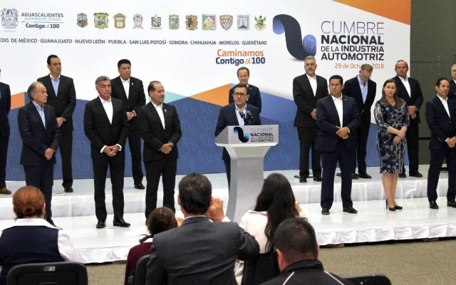 Solución aeroportuaria debe considerar logística en carga: Guajardo - Foto de Secretaría de Economía