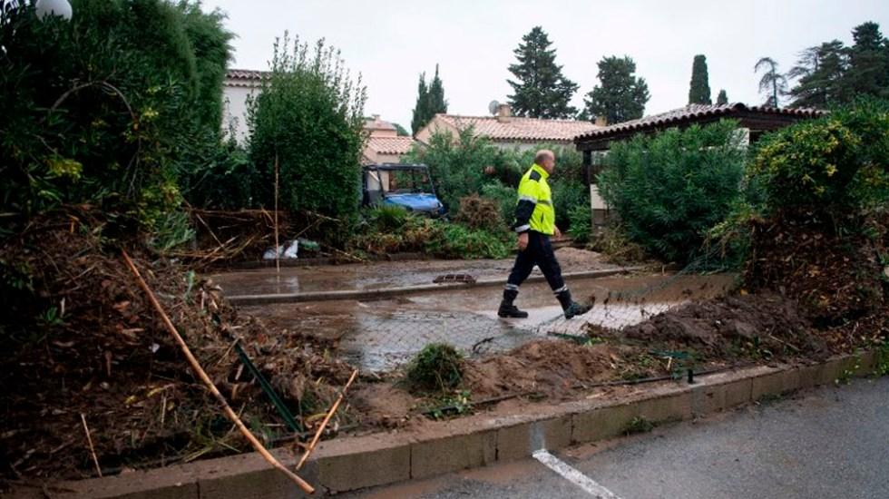 Inundaciones dejan dos muertos en Francia - Inundaciones Francia