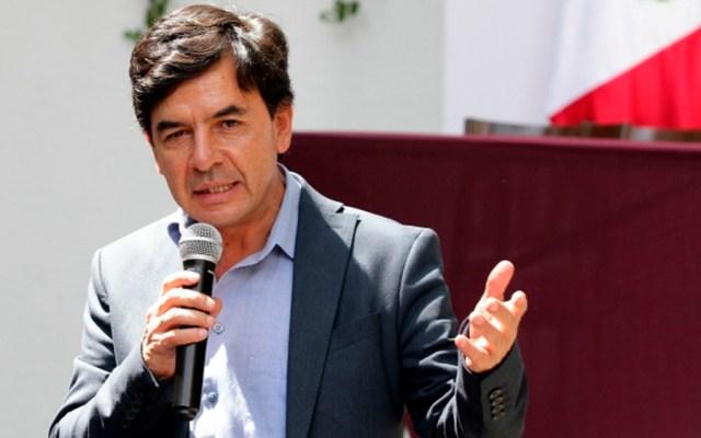 Ramírez Cuevas descarta afectaciones por cancelación del NAIM - ramirez cuevas niega afectaciones por cancelación del naim avión presidencial