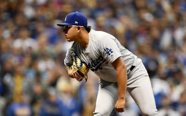 #Video El gesto de los Dodgers hacia el mexicano Julio Urías - #Video El gesto de los Dodgers hacia el mexicano Julio Urías