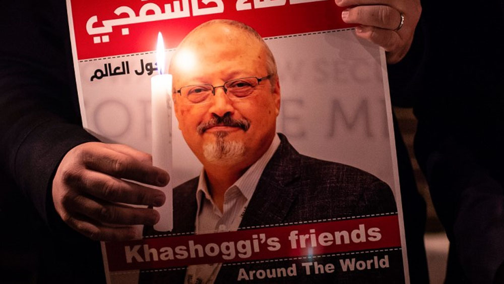 Riad rechaza extraditar a Turquía a presuntos asesinos de Khashoggi - Jamal Khashoggi. Foto de YASIN AKGUL / AFP