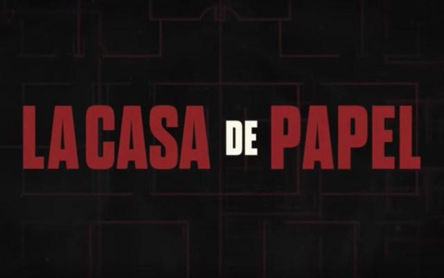 Inicia el rodaje de la tercera temporada de 'La casa de papel' - Foto de Netflix