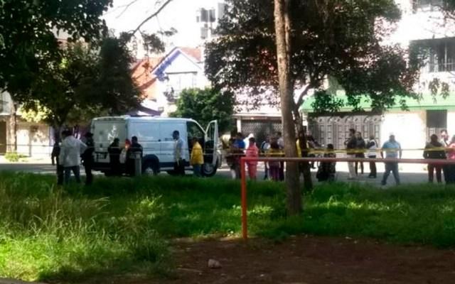 Asesinan a presunto ladrón en Coyoacán - Foto de Quadratín