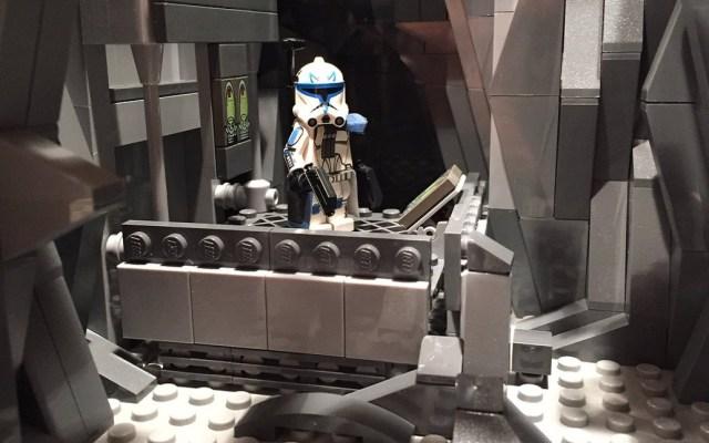 Roban a joven millonaria colección de Legos de Star Wars - Legos de Star Wars. Foto de @republicattak