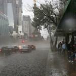 La lluvia no es apta para consumo humano en la Ciudad de México: UNAM - las lluvias están contaminadas con microorganismos y metales pesados
