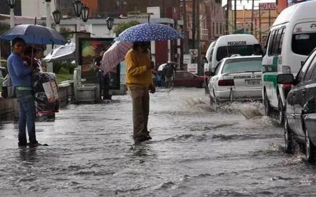Esperan lluvia en al menos ocho entidades del país y bajará la temperatura - Foto de Archivo