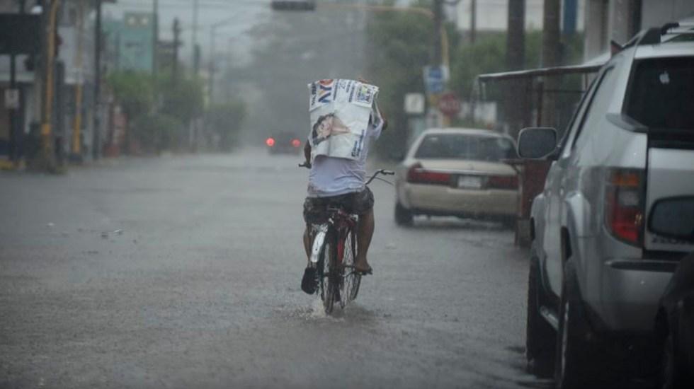Pronostican tormentas fuertes en el oriente y sureste del país - Foto de ALFREDO ESTRELLA / AFP