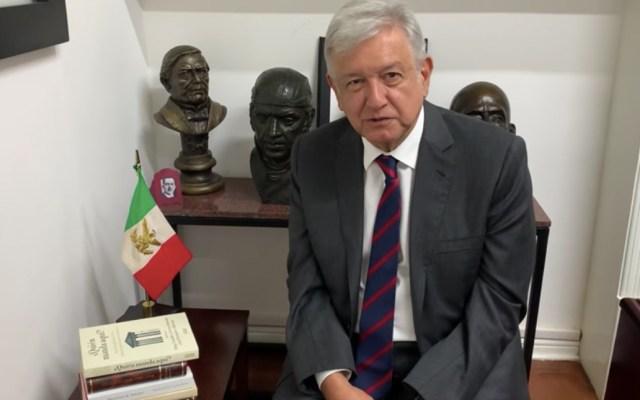 Querían hacer una especie de Santa Fe en terrenos del AICM: López Obrador