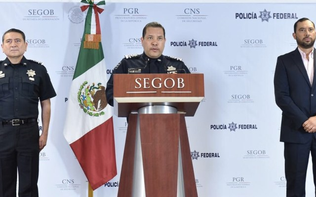 Es PF referente nacional e internacional de modelo de seguridad: Castilla - Foto de Twitter Manelich Castilla