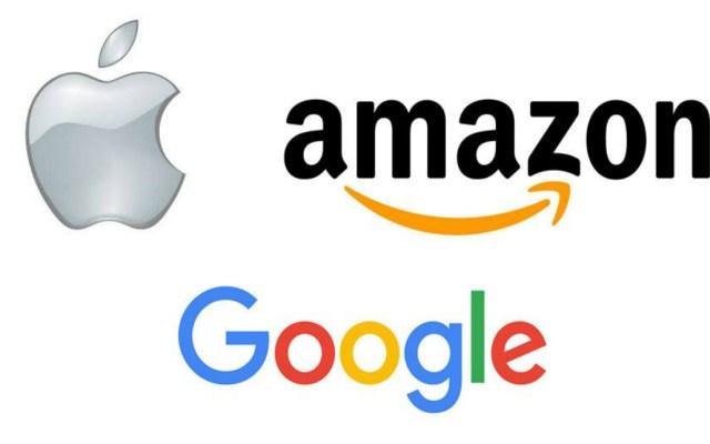 Las marcas más valiosas del mundo - Apple, Google y Amazon son las marcas más valiosas del mundo