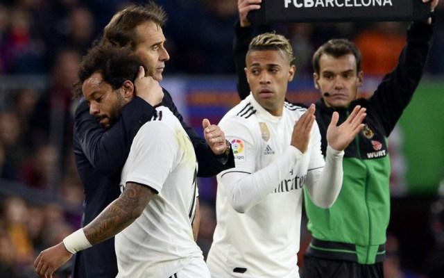 Real Madrid tendrá las bajas de Marcelo y Mariano - Real Madrid tendrá las bajas de Marcelo y Mariano