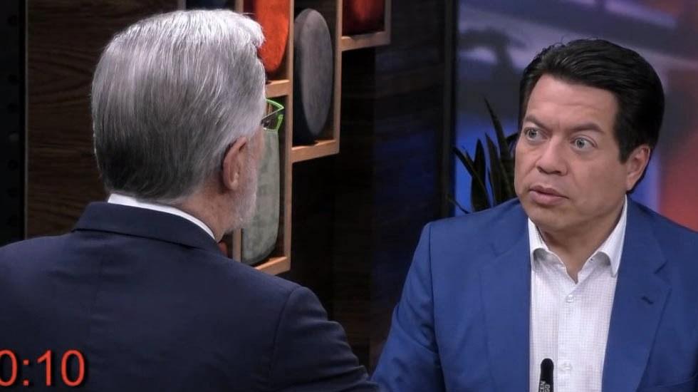 'El fuero no llega a Navidad': Mario Delgado - Mario Delgado promete que se acabará con el fuero
