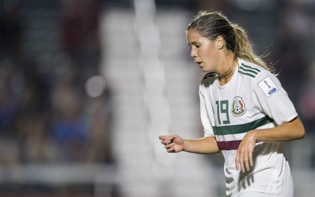 Estados Unidos golea 6-0 a Selección Mexicana femenil - La selección femenil sufrió su peor derrota en 24 años ante su similar de Estados Unidos. Foto de Mexsport