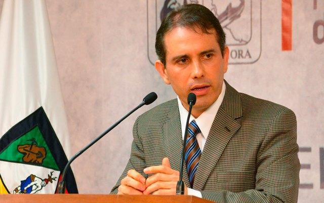 Montes de Oca renuncia a la Fiscalía General de Justicia de Sonora - Rodolfo Montes de Oca exfiscal de Sonora