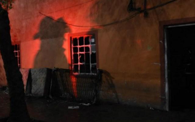 Muere un hombre en incendio en Miguel Hidalgo - muere adulto mayor en incendio en miguel hidalgo
