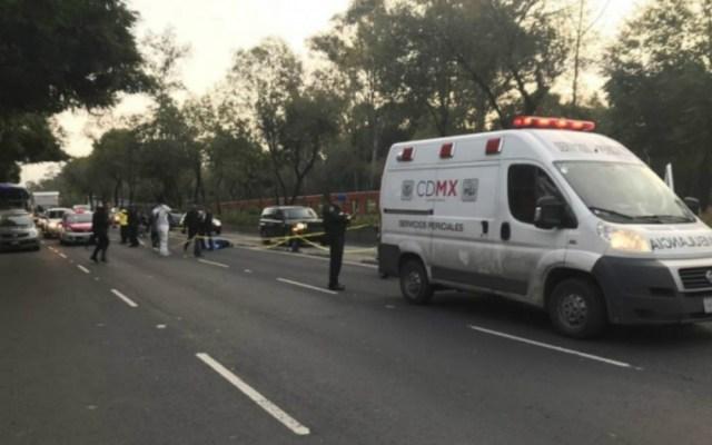 Muere de un infarto policía auxiliar en Insurgentes Norte - muere policía de un infarto en insurgentes norte