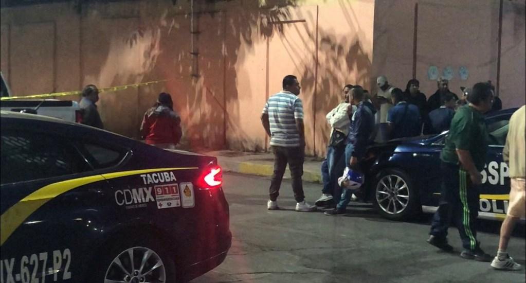 Asesinan a disparos a cuatro en la Ciudad de México - La madrugada del viernes se registraron múltiples homicidios en la CDMX. Foto de Twitter