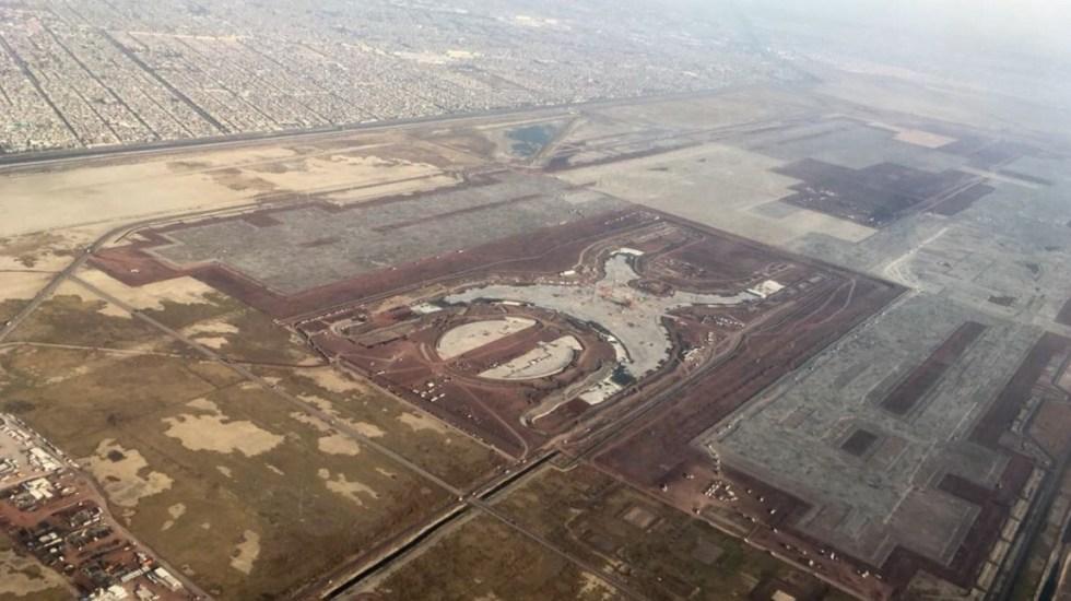 Decepcionante cancelación del nuevo aeropuerto: Air Canada - IATA Construcción del NAIM. Foto de Internet