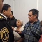 Norberto Rivera asiste al funeral de su escolta - Foto de @DesdeLaFeMx