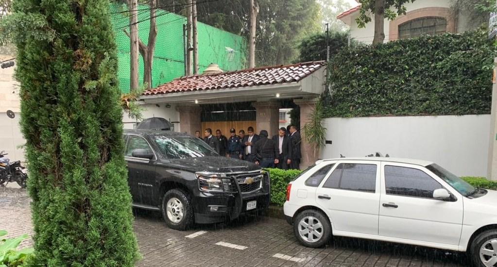 Norberto Rivera confirma que se encuentra ileso - Foto de Twitter