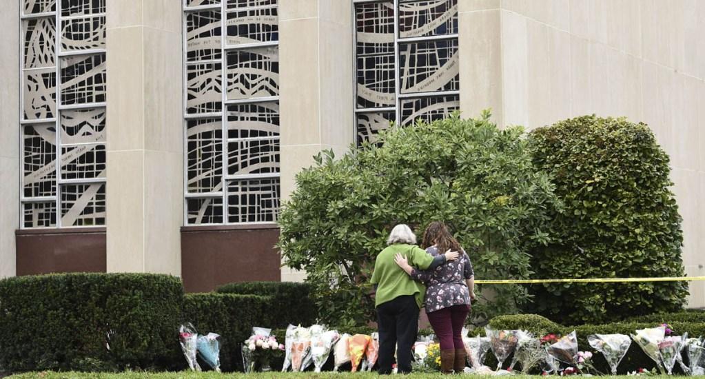 Ancianos, la mayoría de las víctimas de matanza en Pittsburgh - Once personas murieron en el tiroteo dentro de sinagoga en Pittsburgh. Foto de AFP / Brendan Smialowski