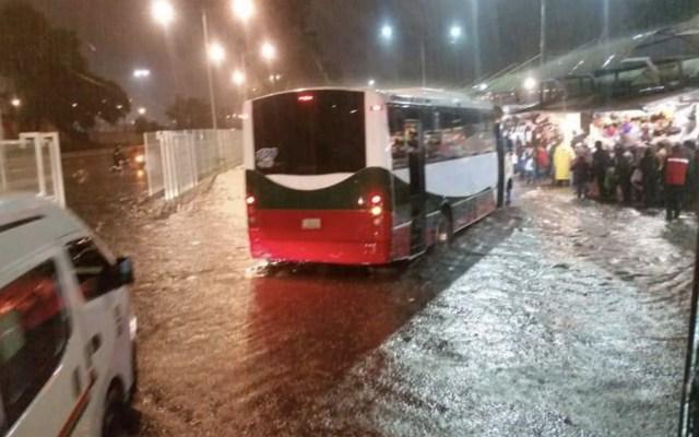 Lluvia deja severas afectaciones en el norte de la capital - Lluvia deja severas afectaciones en el norte de la capital