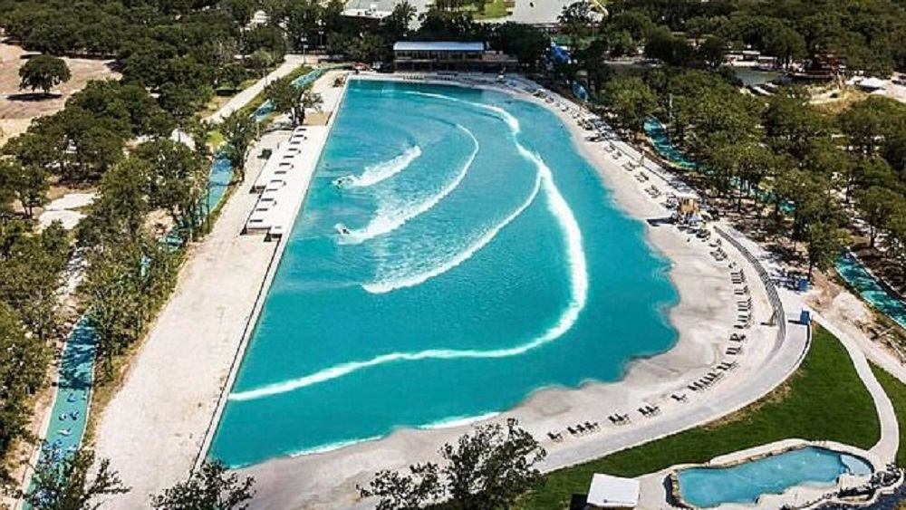 Man dies of 'brain-eating amoeba' at surf resort in Texas