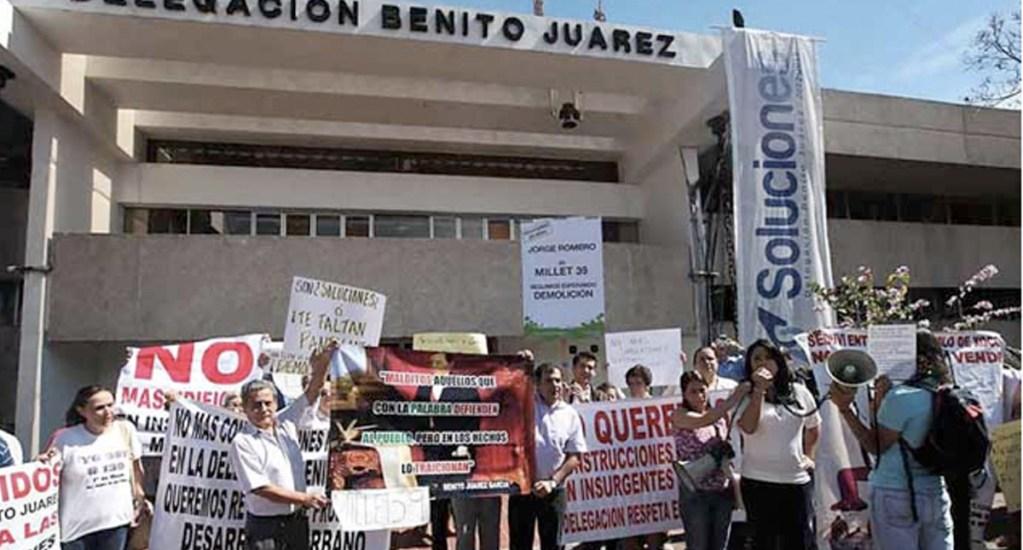 Suspenden trámites para permisos de construcción en la Ciudad de México. Noticias en tiempo real
