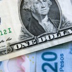 Dólar hoy se ubica en un máximo de 19.54 pesos - Foto de internet