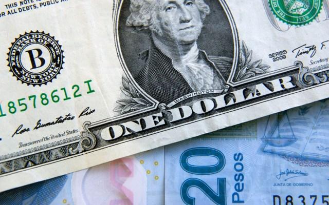 El dólar hoy ronda casi los 20 pesos - dólar hoy