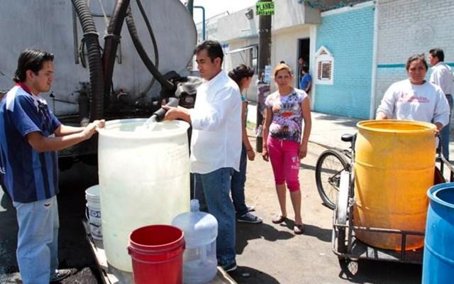 Pipas de agua incrementan hasta 89 % su precio durante cuarentena - profeco multará a empresas que cobren precios abusivos por el agua