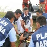 Activan Plan Marina en Colima, Jalisco y Michoacán por Tara - El plan marina busca evitar incidentes ante el impacto de fenómenos naturales