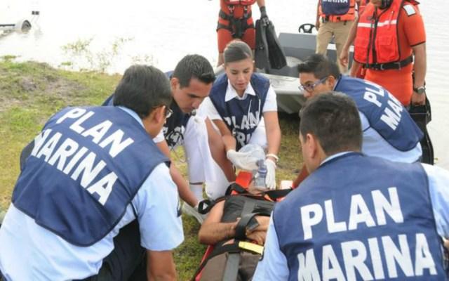 La Marina, la institución mejor evaluada por la ciudadanía - El plan marina busca evitar incidentes ante el impacto de fenómenos naturales