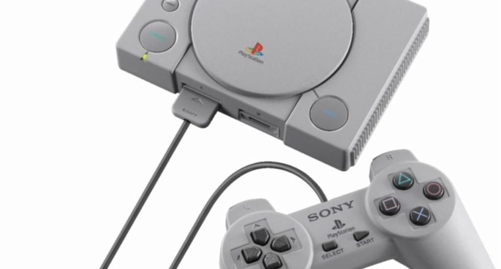 Sony revela los juegos que tendrá el PlayStation Classic - Foto de Mashable