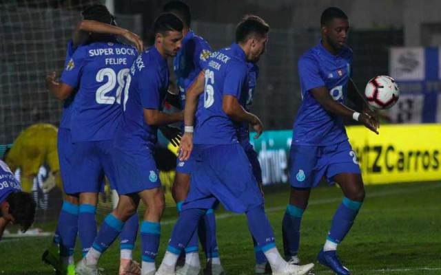 Porto con Herrera y Corona golea 6-0 al SC Vila Real en la Copa de Portugal - Foto de Internet