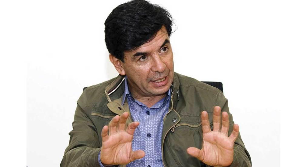 Aplicación evitará el doble voto en consulta del NAIM: Ramírez Cuevas - Foto de La Razón