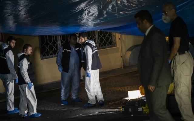 ONU preocupada por muerte de Jamal Khashoggi - Segundo registro en consulado saudí de Estambul por caso Khashoggi