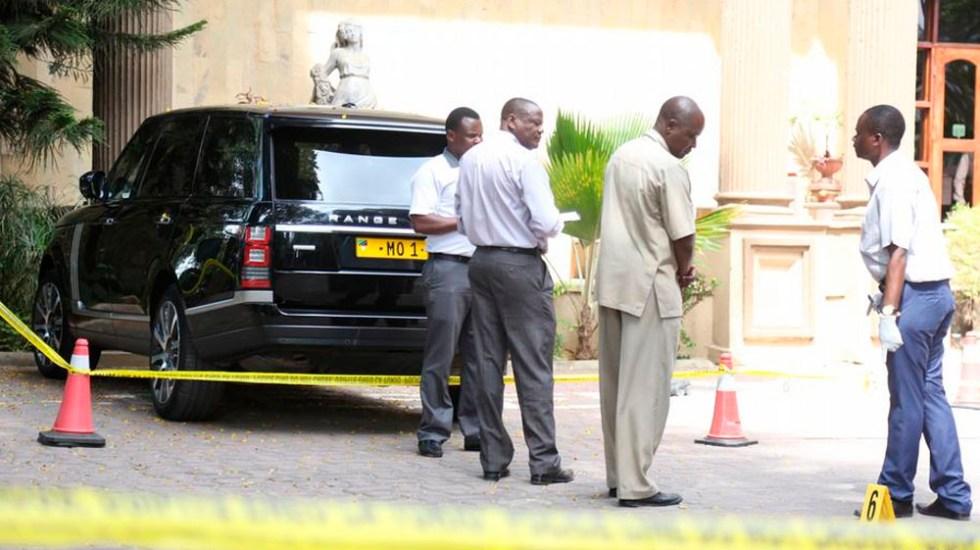 Secuestran en Tanzania al millonario más joven de África - Foto de internet