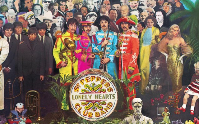 'Sgt. Pepper's' el álbum más popular de la historia de Reino Unido - foto de Rolling Stone