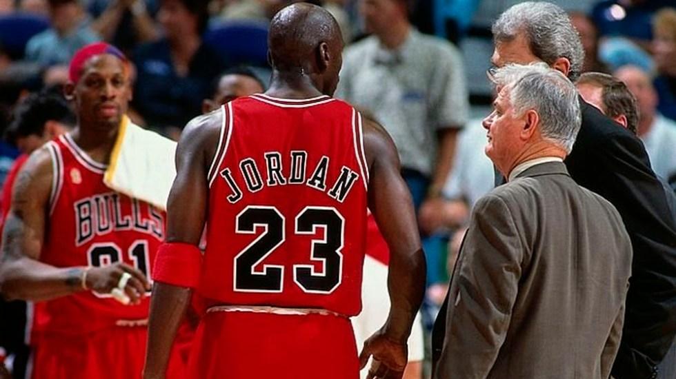 Muere Tex Winter, asistente de los Bulls de Jordan - Foto de Getty