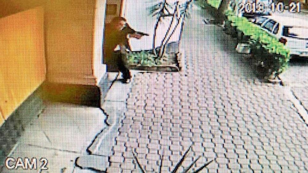 Trasladan al Reclusorio Sur a presunto agresor de la casa de Norberto Rivera - Foto Especial