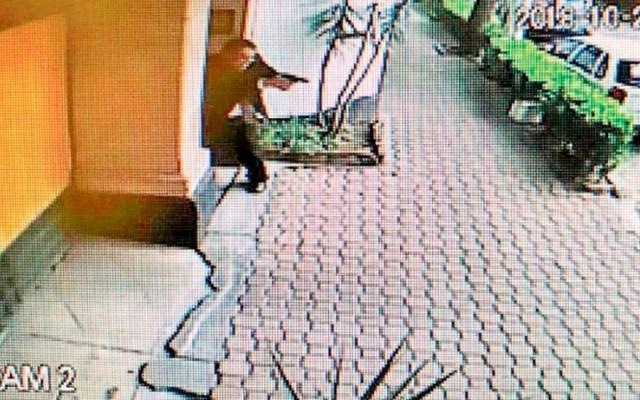 Así fue el tiroteo adentro de la casa de Norberto Rivera - Foto Especial