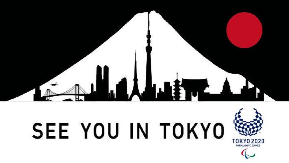 Invitación a los Juegos Olímpicos de Tokio 2020. Foto de @konnyemp