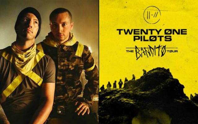Twenty One Pilots anuncia tres conciertos en México - Foto de Internet