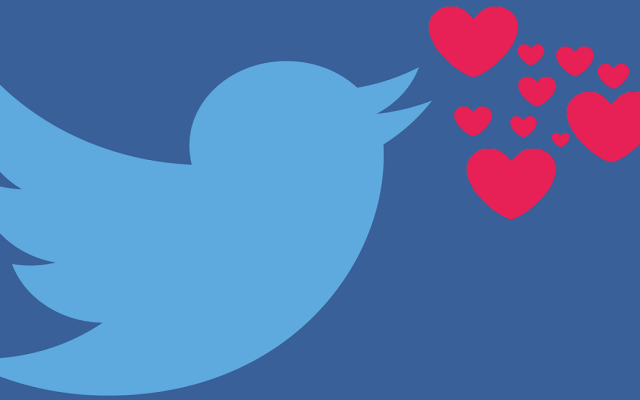 """Twitter podría eliminar su corazón de """"Me Gusta"""" - El presidente de Twitter dijo que nunca le gustó mucho el corazón de Me Gusta. Foto de Internet"""
