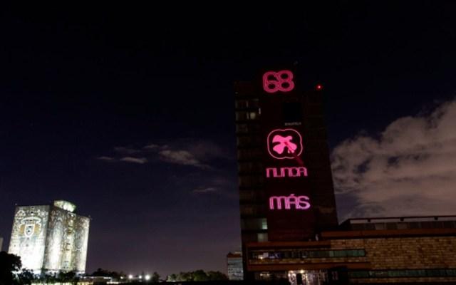 SSP alerta por marcha conmemorativa del 2 de octubre - Foto de Notimex