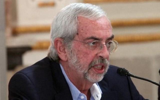 UNAM ha expulsado a 35 alumnos por agresión porril - Enrique Graue, rector de la UNAM. Foto de Notimex